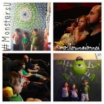 Family Fun: Monsters U Review & Activity