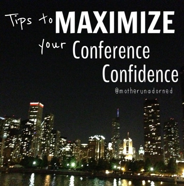 conference confidence