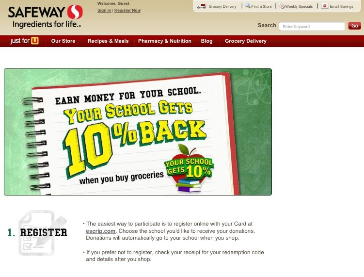 #ad safeway overview