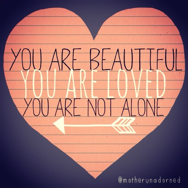 suicide you are not alone essay You are never alone brothers never be afraid to reach out to one another for a helping hand be the light for your brother when he feels alone.