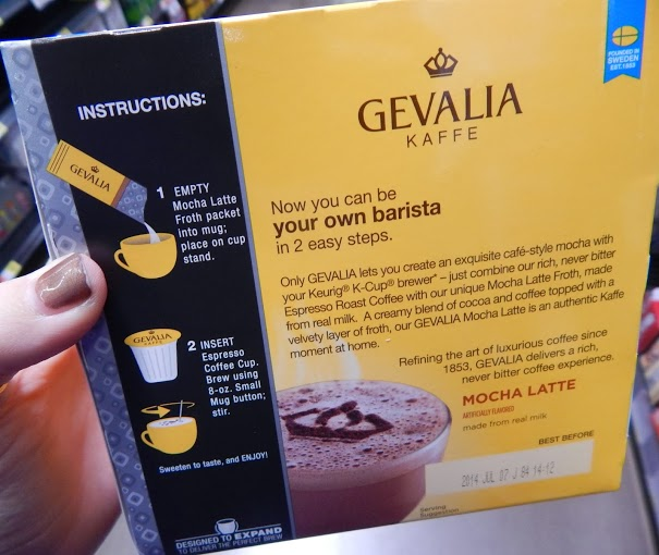 Gevalia 2 Steps #Shop