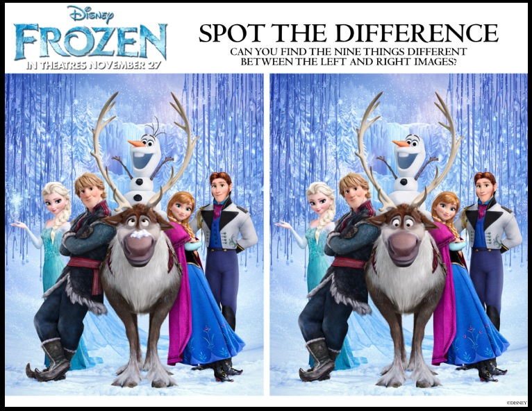 Frozen Difference