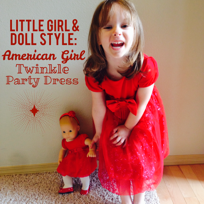 Twinkle Party Dress Feature