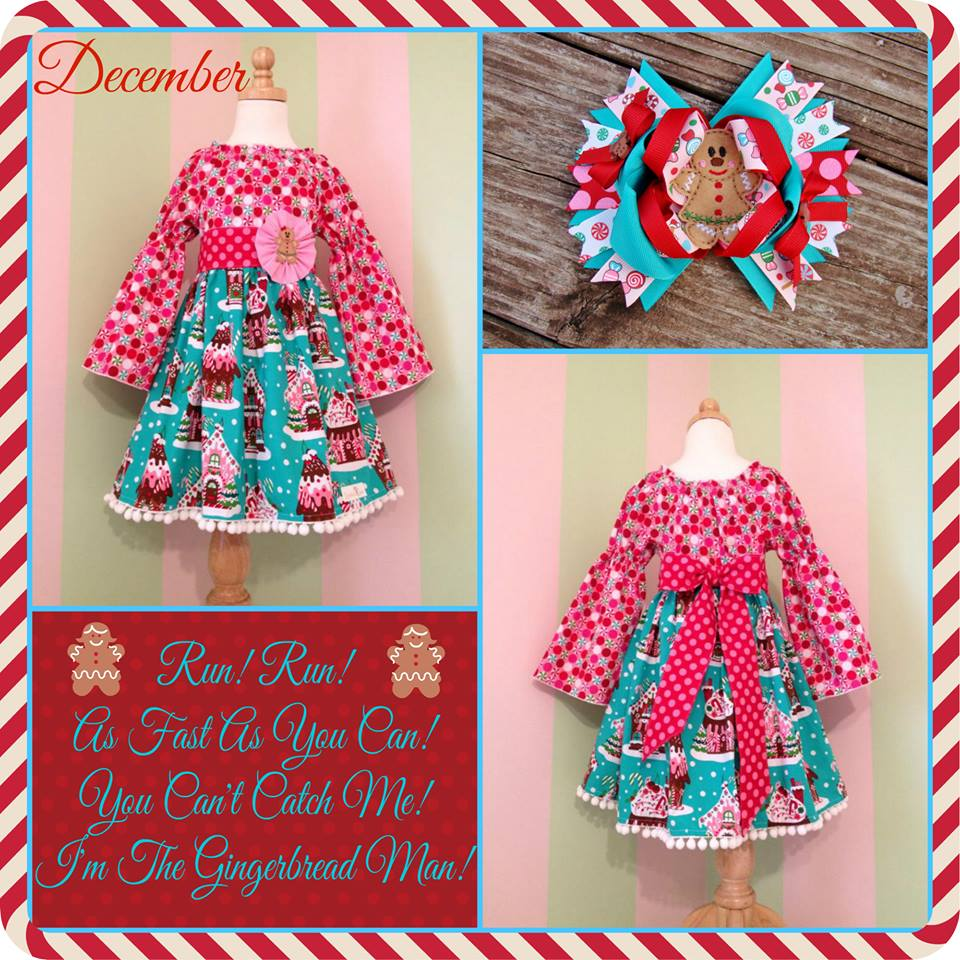 Dec Dress and Bow