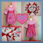 Dress & Bow of the Month Clubs Lillybelle's Closet, SassyBug