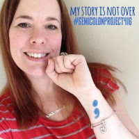 Our Stories Are Not Over #SemicolonProject416