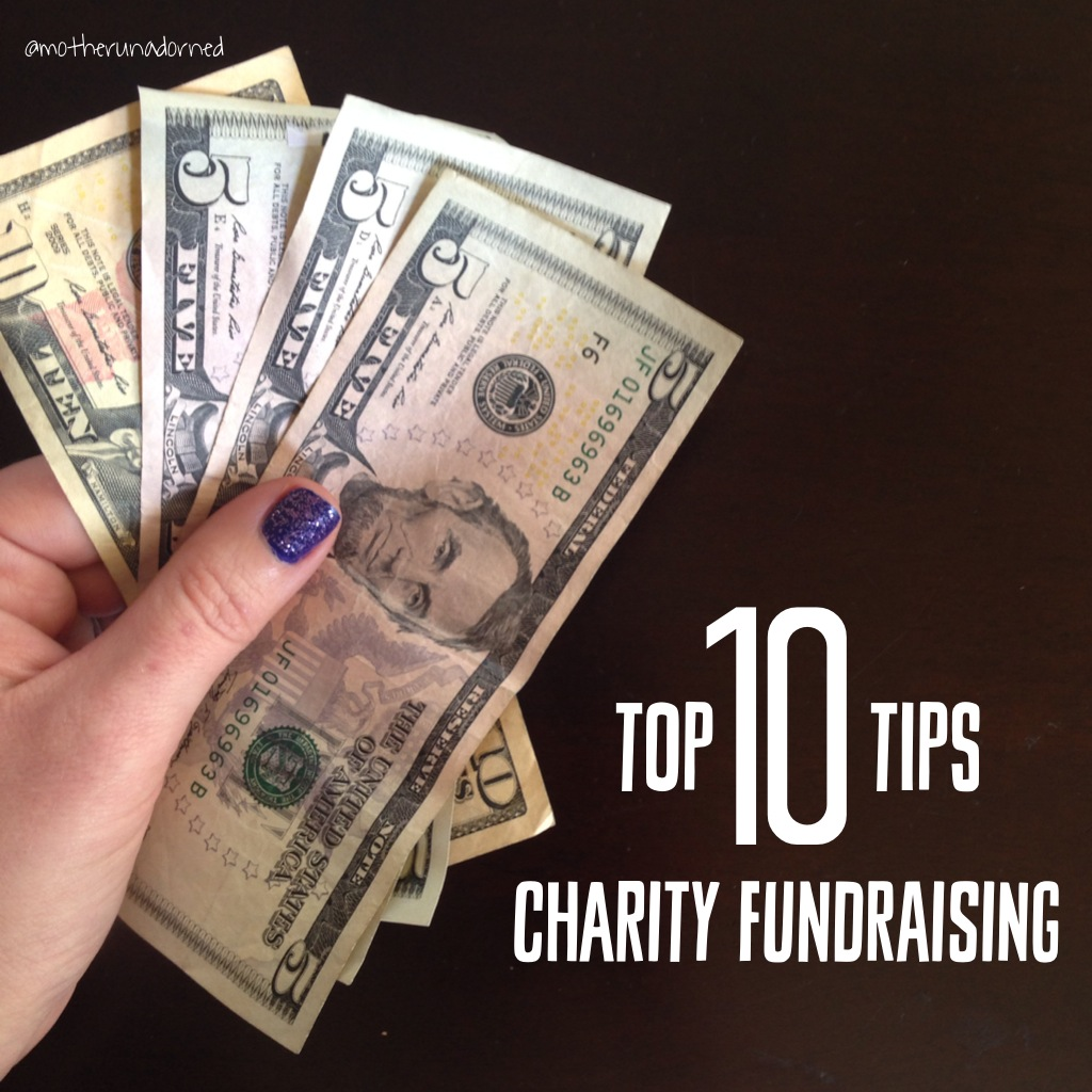 top-tips-charity-fundraising