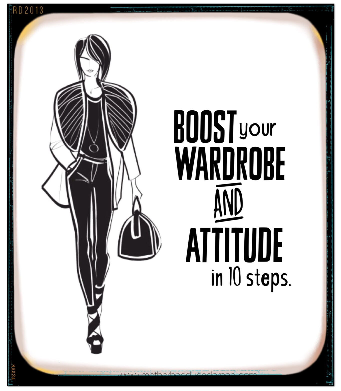 Steps Boosting Mental Health: Boost Your Wardrobe And Attitude In 10 Steps #Fashion #Style