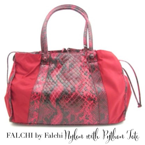FALCHI by Falchi Tote
