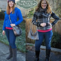 Mom Style: Day to Date Night Transition