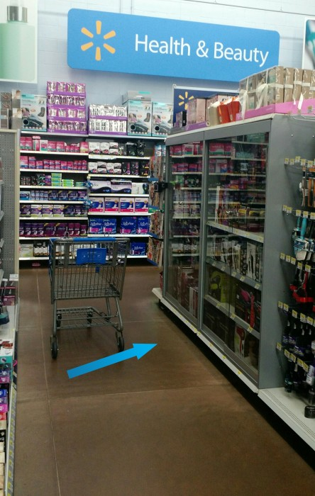 Walmart Health Beauty #ad