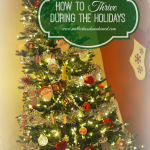 Don't Just Survive. 10 Tips to Thrive During the Holidays.