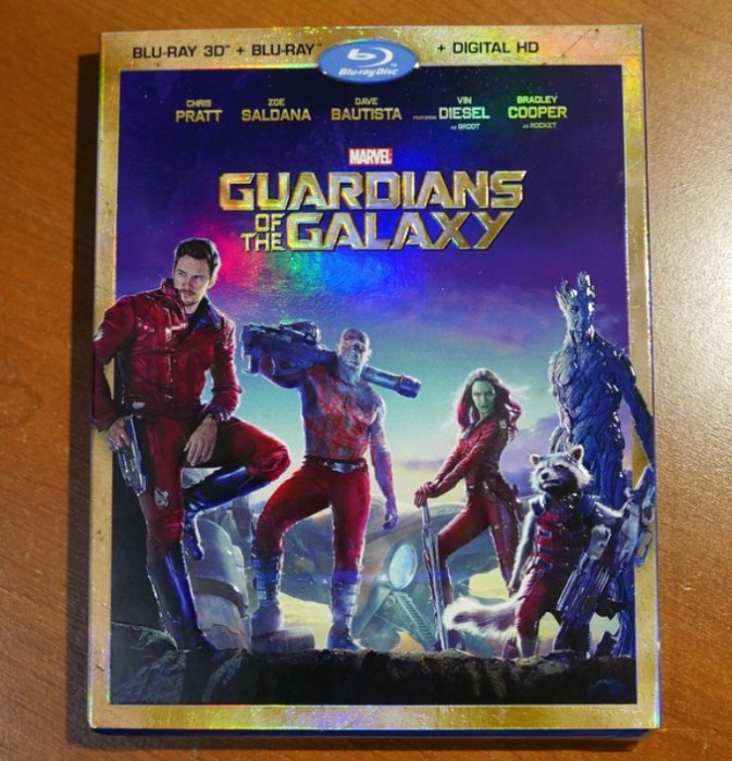 Guardians of the Galaxy DVD Blu-Ray #OwntheGalaxy #ad