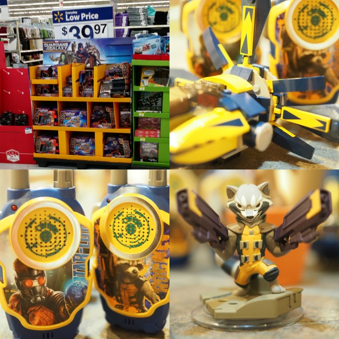Guardians of the Galaxy Gift Ideas Toys #OwntheGalaxy #ad