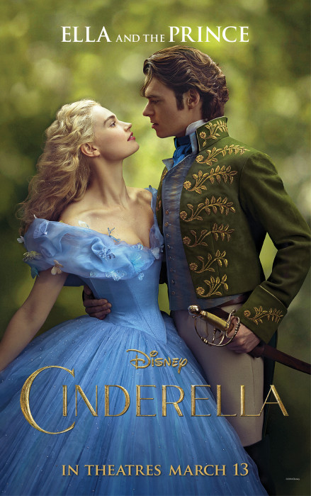 Cinderella Now in Theaters