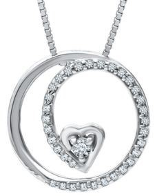 Circle of Love Pendant Helzberg