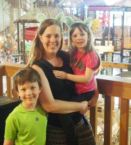 Great Wolf Lodge Family Road Trip