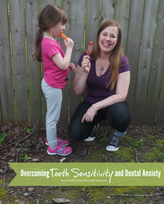 Overcoming Teeth Sensitivity and Dental Anxiety #sensitivesmiles #ad