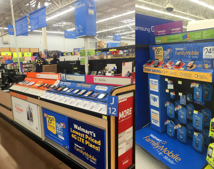 Walmart wireless Walmart Family Mobile #mydatamyway