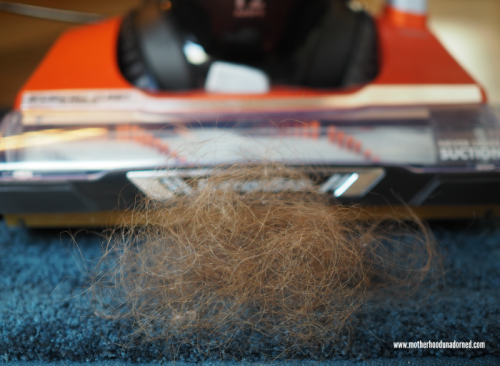 A hairy mess #cleaninguntangled #ad