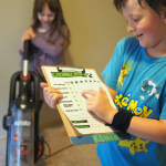 Happiness Is a Self-Cleaning Vacuum & Kids Who Clean {Eureka Brushroll Clean™ with SuctionSeal®}