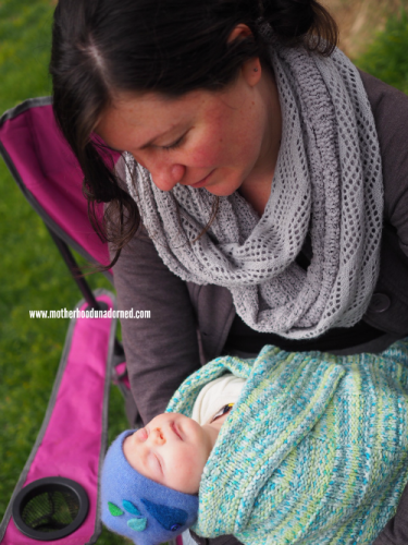 New Mom Checklist for seeking help for maternal mental health