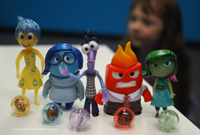 Inside Out Core Figures Toys R Us #PlayNGrow