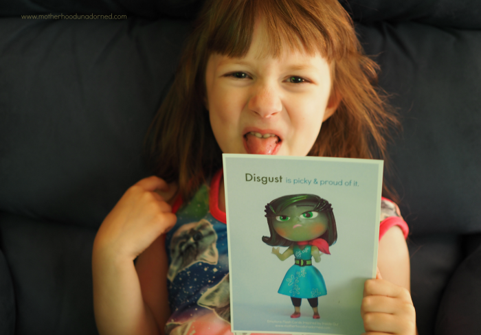 Kids Emotions Disgust #PlayNGrow