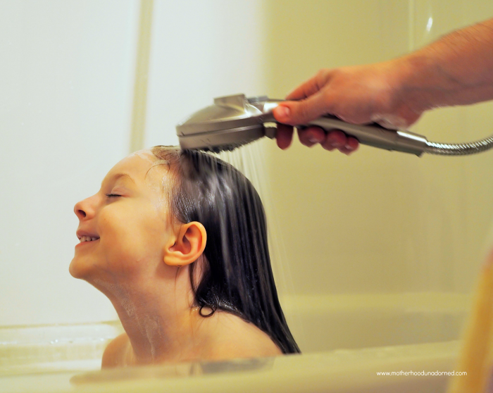 Moen Engage with Magnetix for kids bath