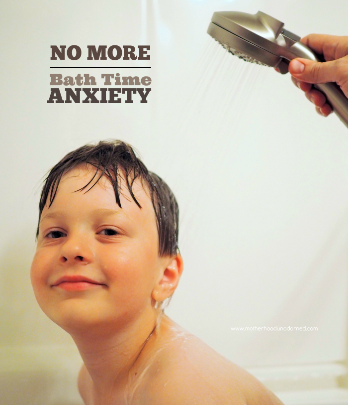 no more bath time anxiety, Moen Engage with Magnetix review #ad