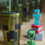 Minecraft Creeper Cup Tutorial