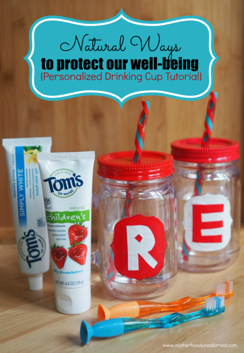 Natural Ways to Protect our Well Being #NaturalGoodness AD