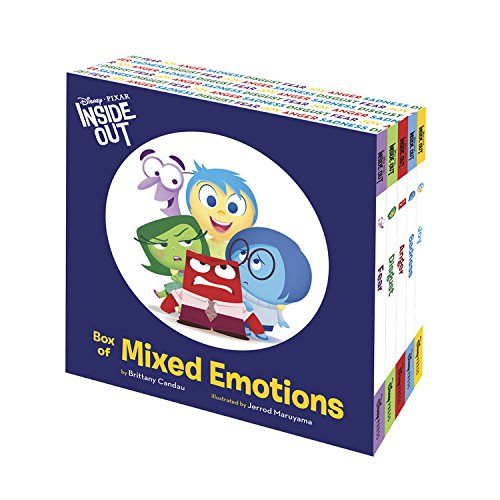 Box of Mixed Emotions Inside Out