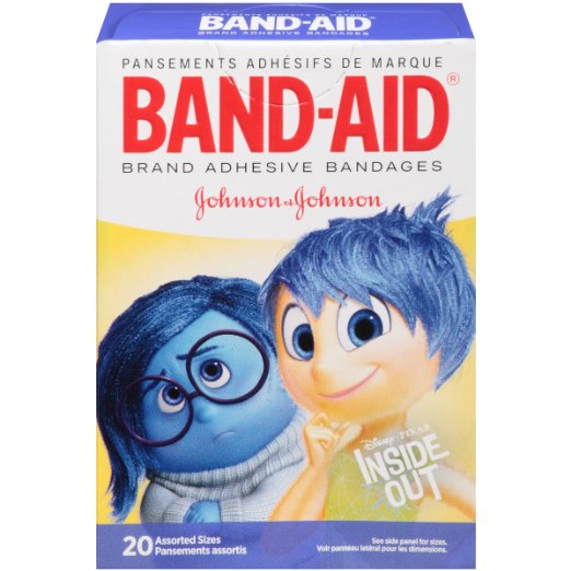 Inside Out Bandaids