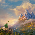 The Good Dinosaur { Review and Free Kids Activities }