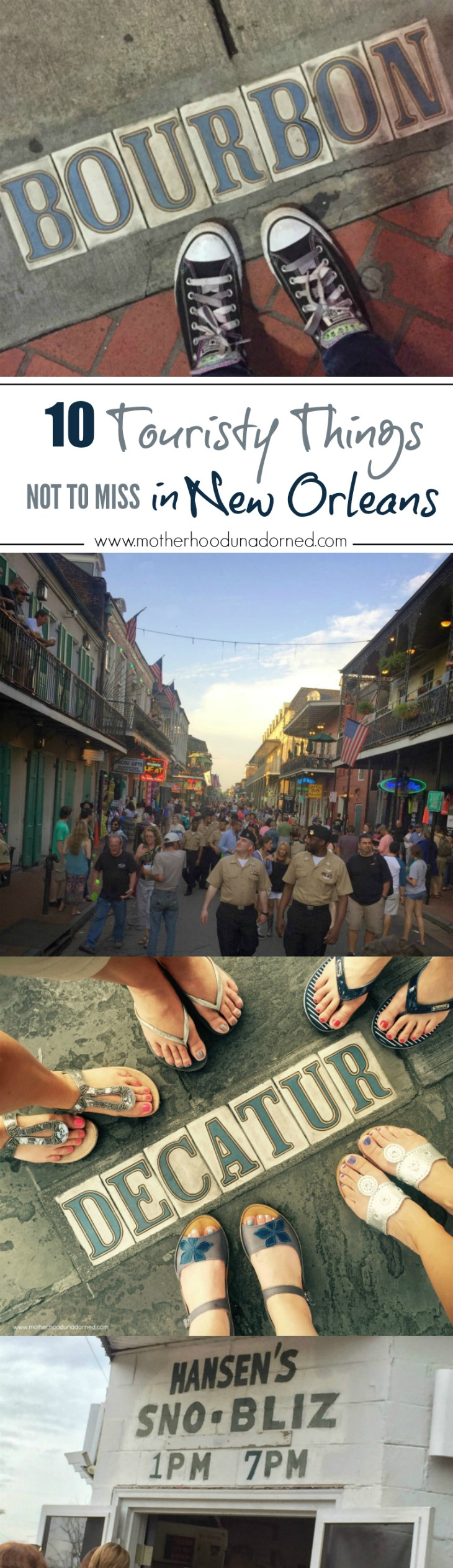 10 touristy things not to miss in new orleans