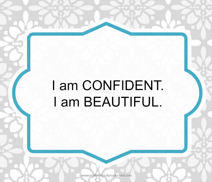 30 days of positive affirmations Day 14