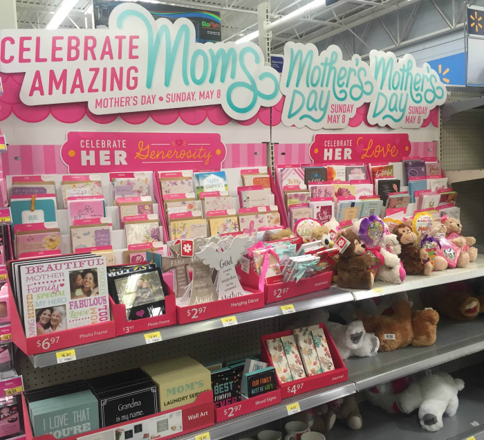 American Greetings Mother's Day at Walmart AD