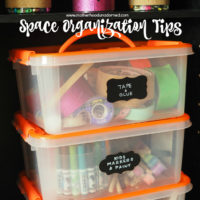 My Space is Tidy and Organized {Snapware Storage Giveaway}