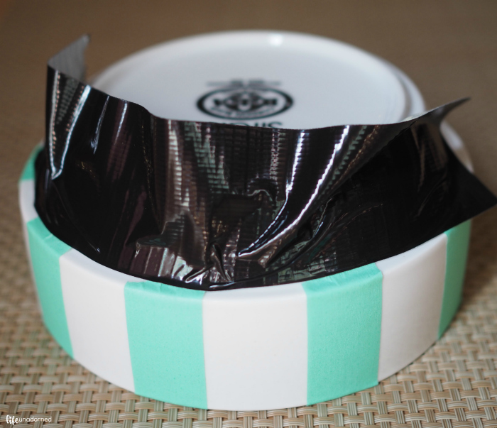 tape other bowl