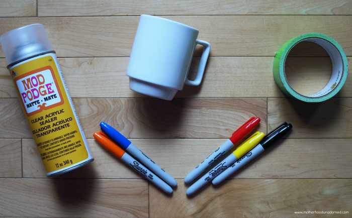 what you need for diy mugs