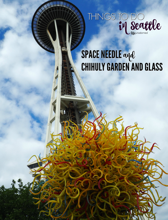 Chihuly Garden And Gl In Seattle