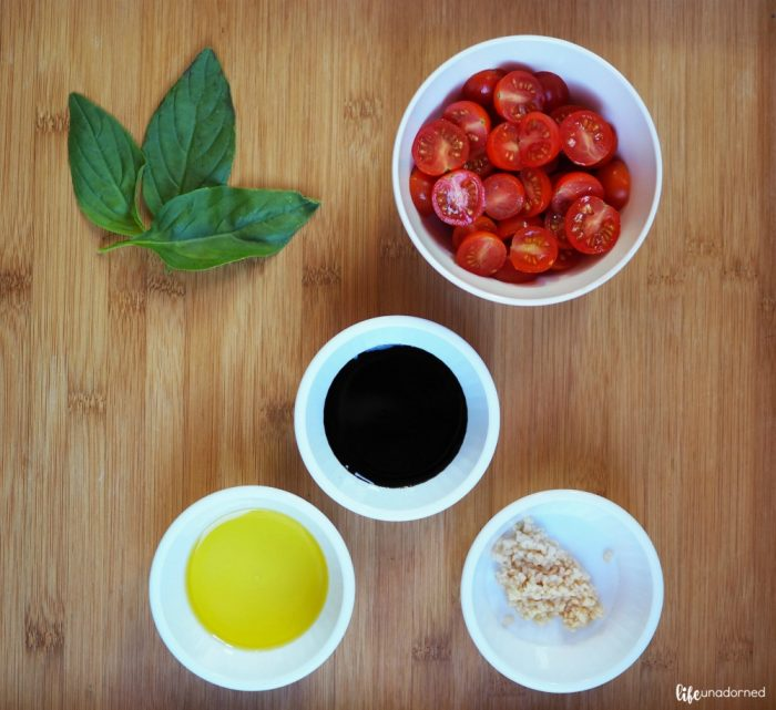 Bruschetta-topping-ingredients