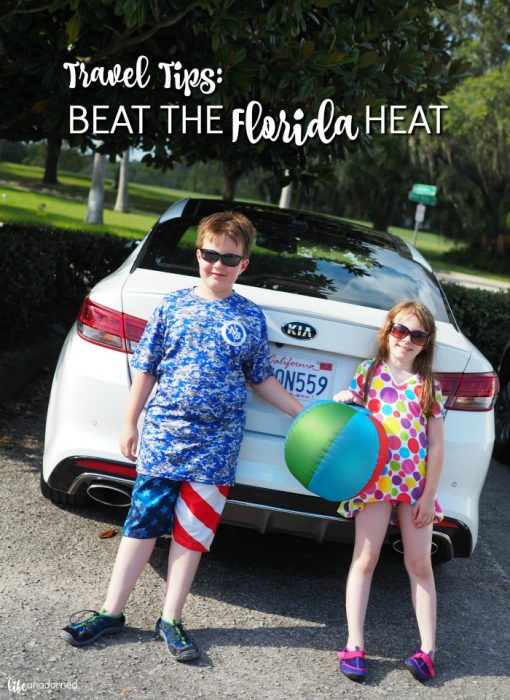 Travel Tips Beat the Florida Heat