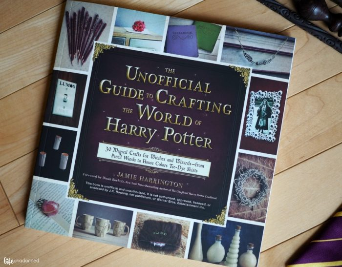 The-Unofficial-Guide-to-Crafting-the-World-of-Harry-Potter-Book