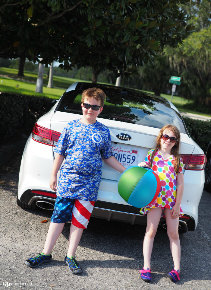 Travel Tips: Surviving the Florida Heat